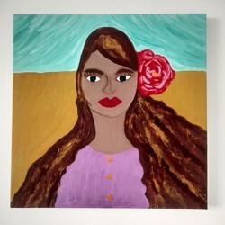 Mes peintures imaginaires